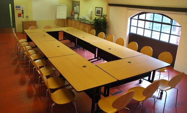 Meeting room, National Waterfront Museum, Swansea