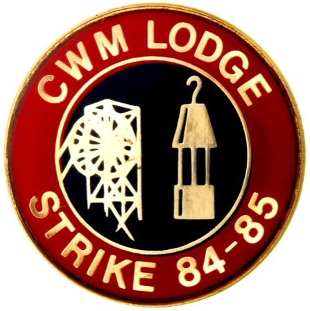 Cwm Lodge Strike 84-85