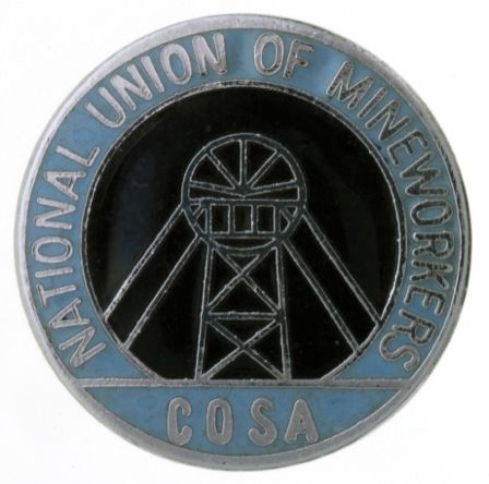 National Union of Mineworkers C.O.S.A.