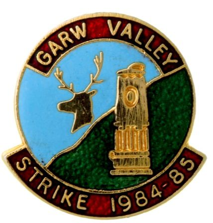 Garw Valley Strike 1984-85