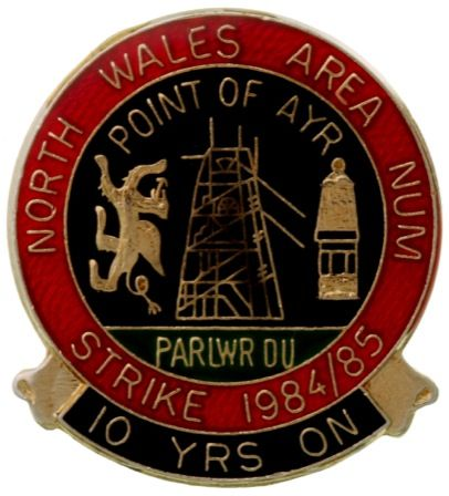 North Wales Area N.U.M. Point of Ayr