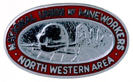 National Union of Mineworkers North Western Area