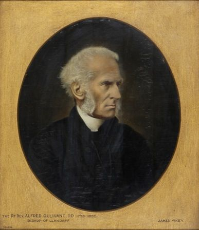 Reverend Alfred Ollivant (1798-1882)