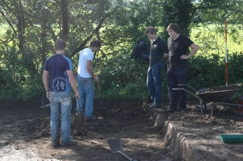 The trench is deeper, students consider the next steps