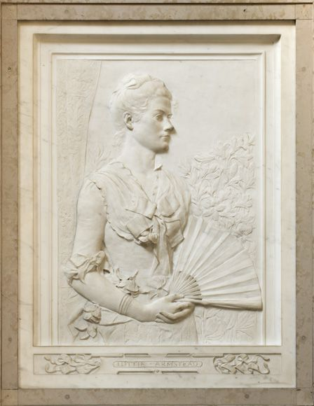 The Sculptor's Daughter, Lottie Armstead