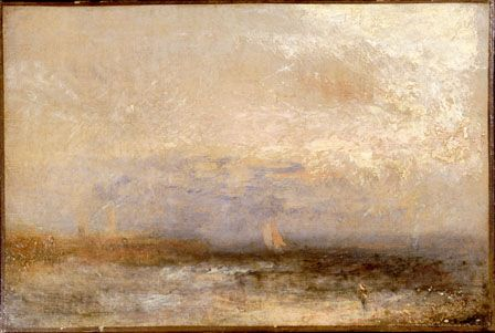 Off Margate, TURNER, Joseph Mallord William (1775 - 1851)