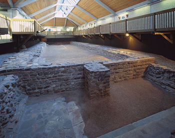 Roman Baths, Caerleon