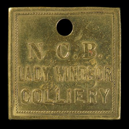 Lamp Check, Lady Windsor Colliery