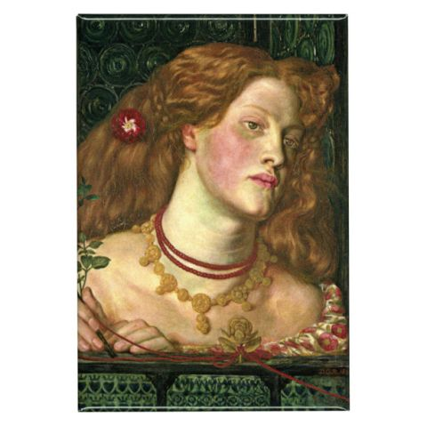 Fair Rosamund Fridge Magnet