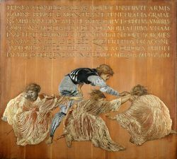<em>Persius and the Graiae</em>  Sir Edward Burne-Jones (1833-1898)