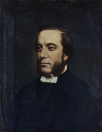 Reverend David Saunders (1831-92)