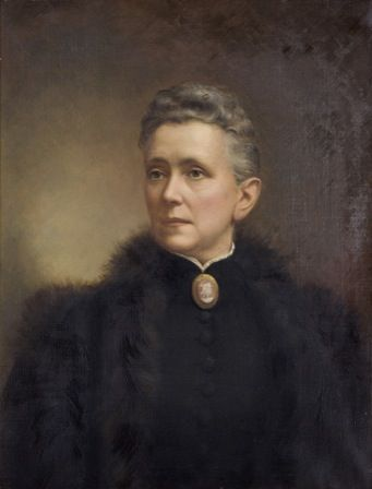 Mary Llewelyn Brewer (1829-1913)
