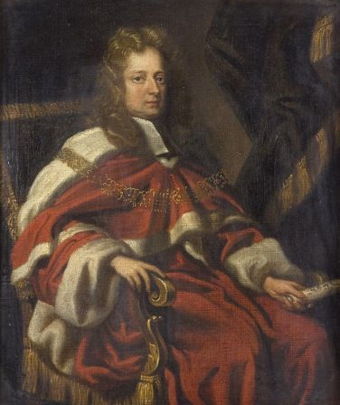 George Jeffreys, 1st Lord Jeffreys of Wem (1645-1689)