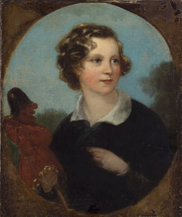Portrait of an Unknown Boy