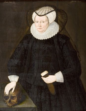 Mrs Elizabeth Morgan (b.1547)