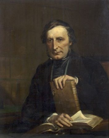 Sir George Cornewall Lewis (1806-1863)