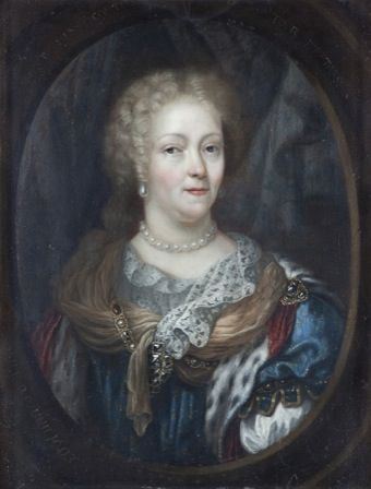Princess Anna of Thurn and Taxis (d. 1693)