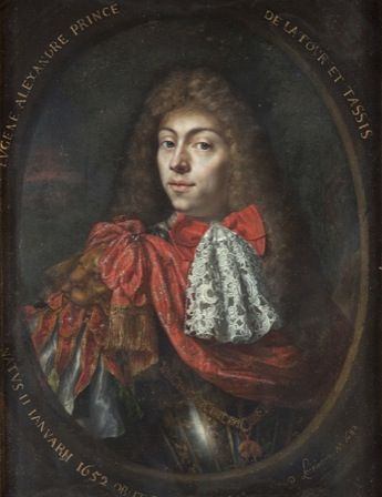 Prince Eugene Alexander of Thurn and Taxis (1652-1714)