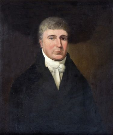 Reverend Jehoiada Brewer (1752-1818)