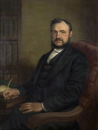 Reverend Lewis Probert (1837-1908)