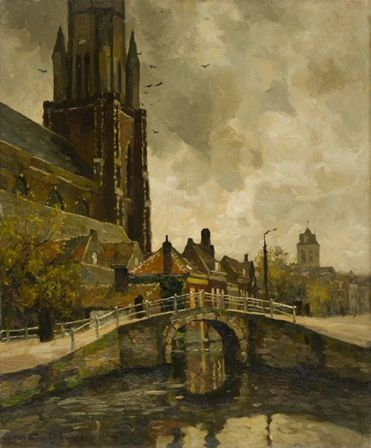 Church at Delft