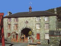 The National Slate Museum, Llanberis.