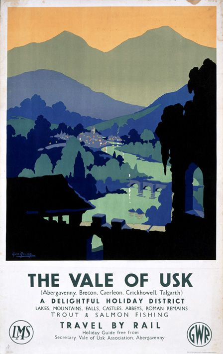 The Vale of Usk
