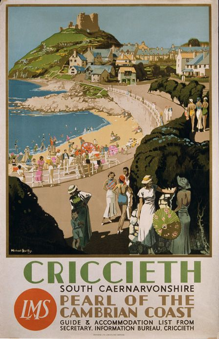 Criccieth Pearl of the Cambrian Coast