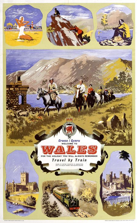 Croeso i Gymru Welcome to Wales for the holiday you will always remember