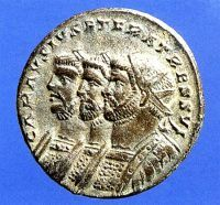 'Carausius and his brothers' (Rogiet hoard)