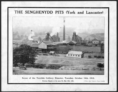 The Senghenydd Pits (York and Lancaster)