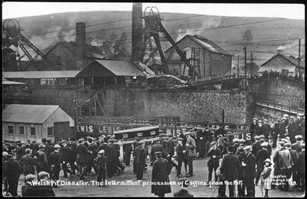 Welsh Pit Disaster