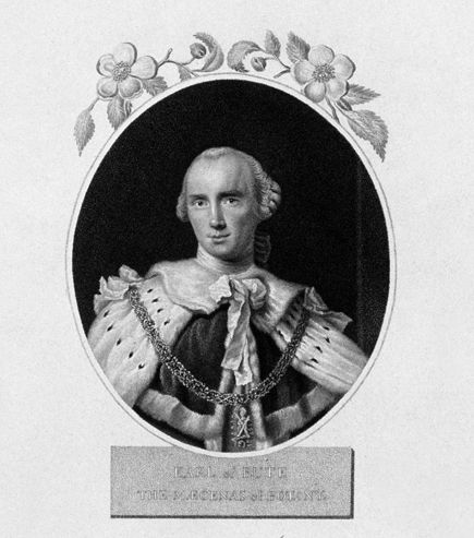 Portrait of the Third Earl of Bute