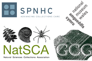 SPNHC: Advancing Collections Care, NatSCA, GCG, Amgueddfa Cymru – National Museum Wales