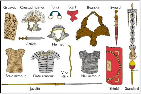 an analysis of the weapons and equipment of the roman legion 10 fascinating facts about the ancient this list offers some interesting facts about the roman army (according to the weapons and equipment.