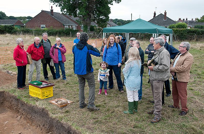 Mold Community Archaeology project