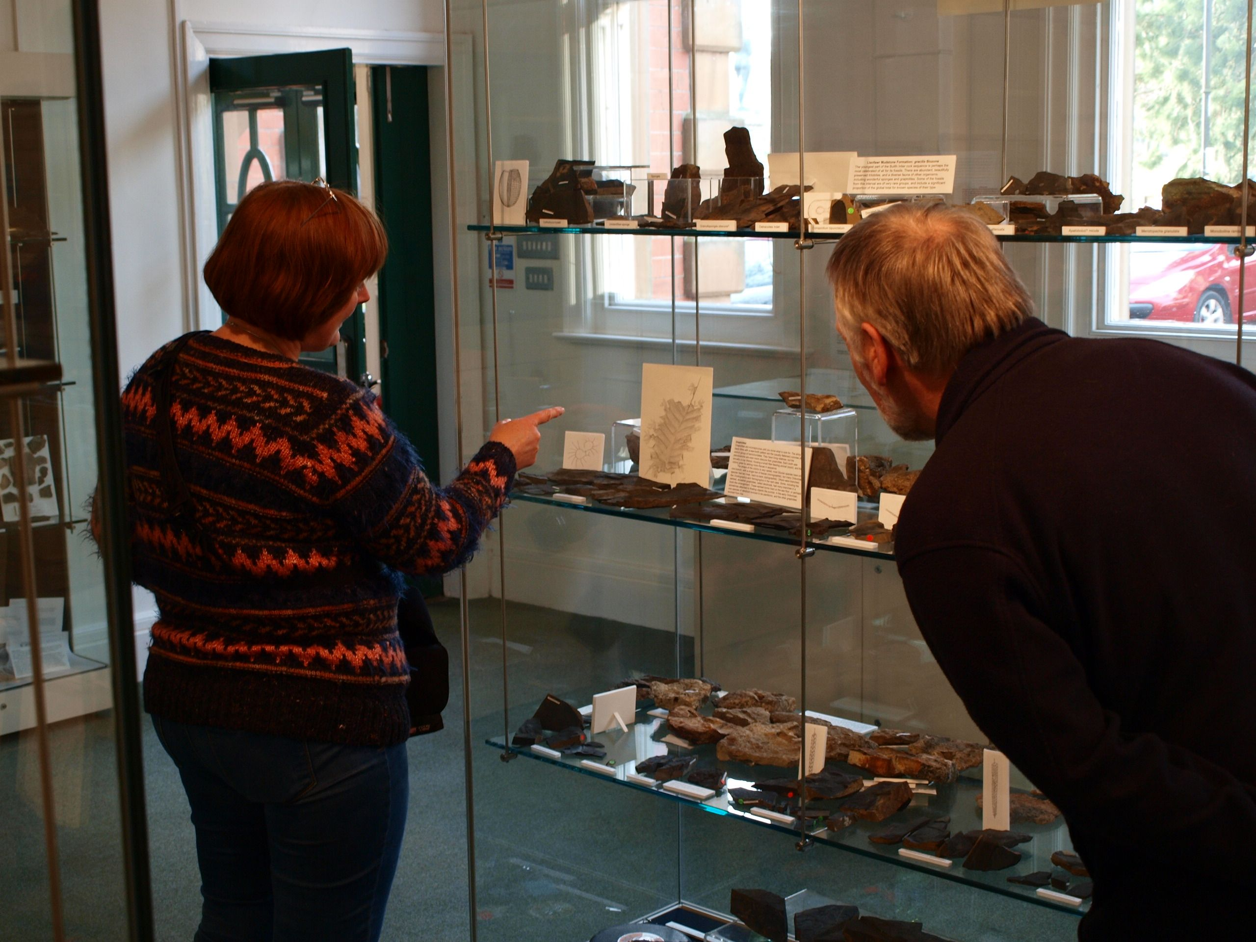 Radnorshire Museum Collections Review Cindy Howells Brian Levey
