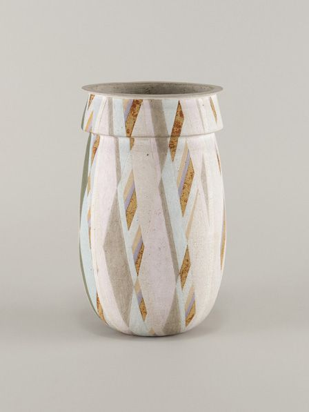 Counterpoint Vase in Twelve Tones