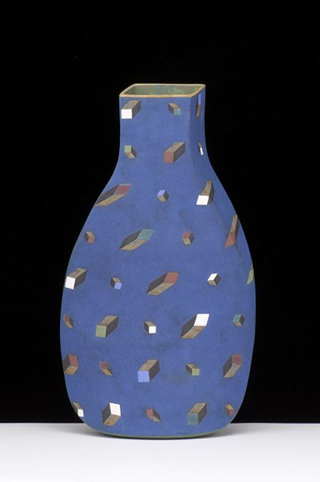 Blown-away Vase, Over the Edge, Firework XII