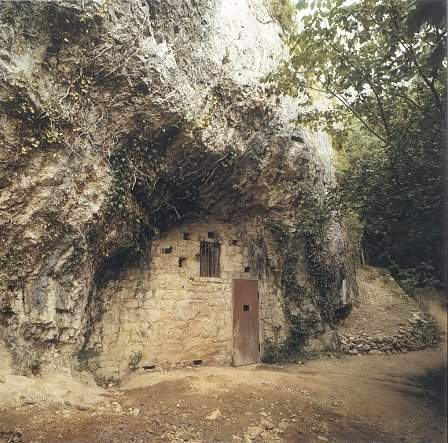 Pontnewydd Cave, home to Neanderthal Man in Wales