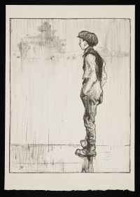 Youthful Ambition - Frank Brangwyn