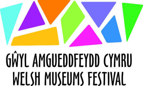 Museums Festival Wales logo