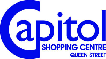logo for Capitol Shopping Centre Cardiff