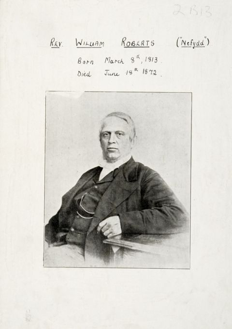Rev. William Roberts (