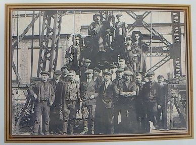 Sinking of Wyllie Colliery, Sirhowy Valley, 1925/26