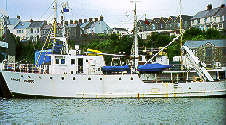 Prince Madog - the research ship