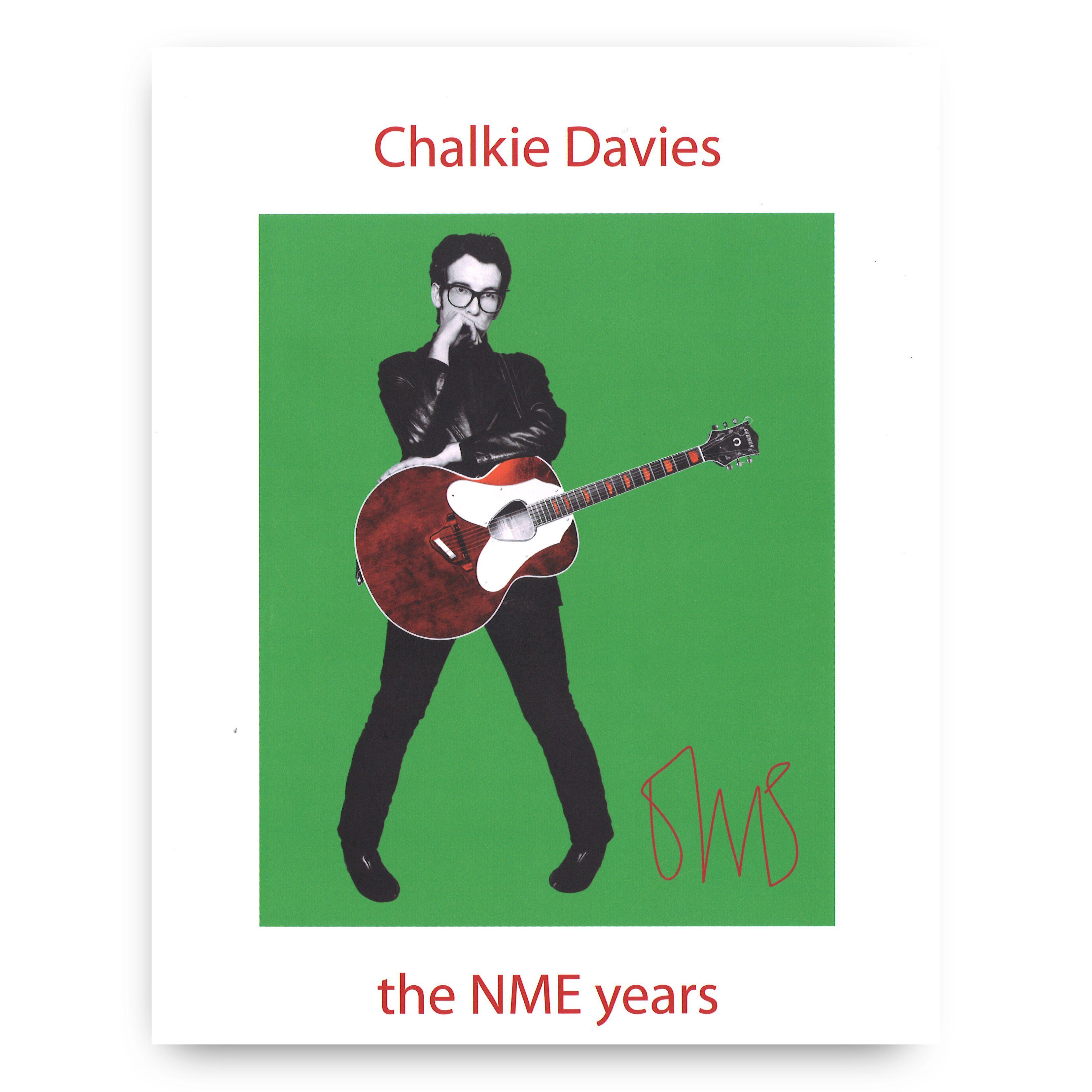 685b89045 Chalkie Davies The NME Years