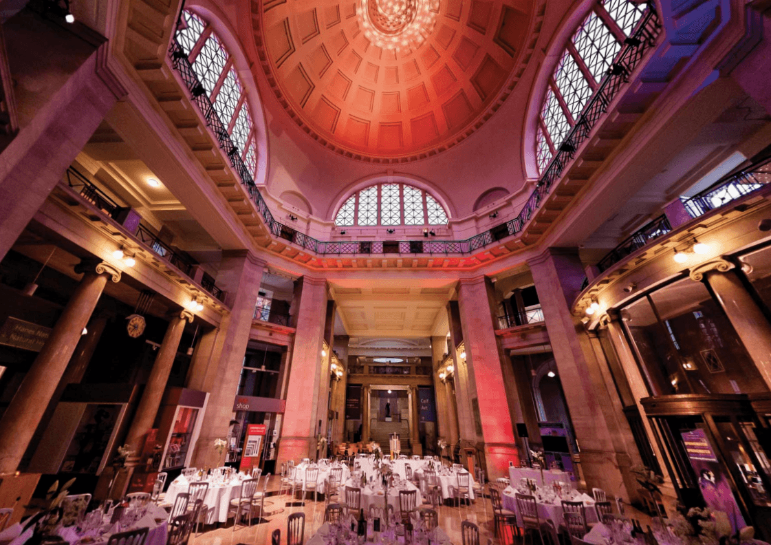 A Wedding Venue In The Heart Of Cardiff