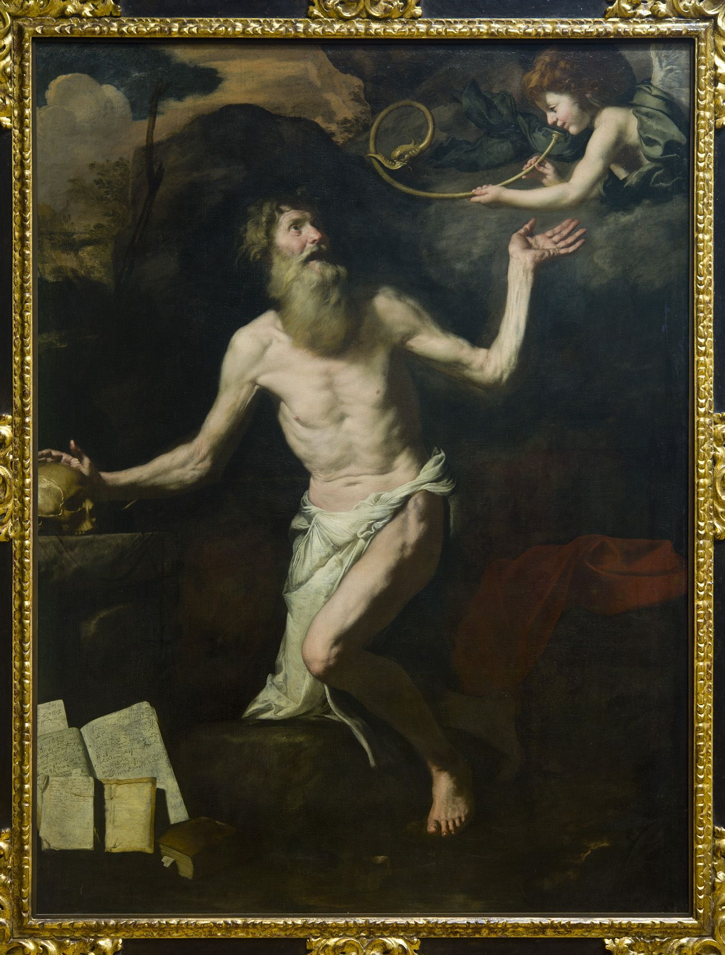 St Jerome by Ribera