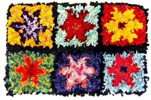 Introduction To Rag Rug Making